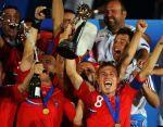 Сборная России стала чемпионом мира