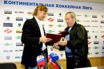ФК «Спартак» и ХК «Спартак» договорились о сотрудничестве