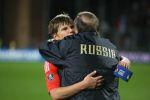 Сборная России завоевала путевку на Евро-2012