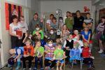 «Амкар» посетил детский онкогематологический центр