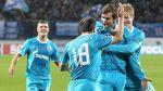 «Зенит» обыграл «Шахтер» в Лиге чемпионов