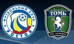 «Томь» забила, но уступила в Ростове