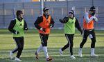 Футболисты «Анжи» начали подготовку к матчу с ЦСКА