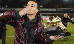 Буссуфа второй раз подряд признан лучшим игроком чемпионата Бельгии