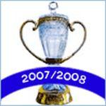Жеребьёвка 1/8 финала Кубка России 2007/08 гг.