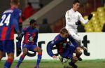 Вернблум спас ЦСКА от поражения в  матче против «Реала»