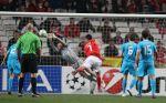«Зенит» не смог выйти в четвертьфинал Лиги чемпионов