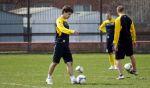 «Кубань» готовится к матчу против «Зенита»