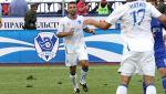 «Волга» одержала победу над «Динамо»