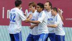 «Динамо» ушло с последнего места
