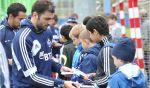 Экскурсия для юных футболистов