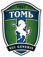 Новая эмблема ФК 'Томь'