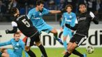 «Зенит» не смог обыграть «Малагу» в Лиге чемпионов