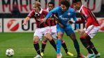 «Зенит» обыграл «Милан» и вышел в Лигу Европы