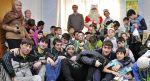 ФК «Анжи» принял участие в благотворительной акции