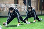 «Терек» провел первую тренировку в Анталии