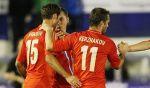 Сборная России обыграла Исландию в товарищеском матче
