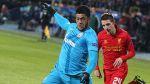 «Зенит» выиграл у «Ливерпуля» в Лиге Европы