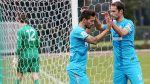 «Зенит» обыграл итальянский клуб