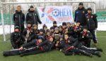 Юные армейцы победили в турнире памяти Валентина Иванова