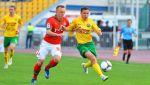 «Кубань» и «Локомотив» сыграли вничью