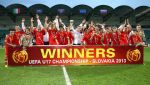 Поздравляем юношескую сборную России с победой в Чемпионате Европы!