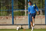 Чеснаускис: Постараюсь набрать форму к игре с ЦСКА