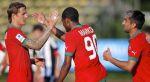 «Локомотив» одержал победу в первом матче межсезонья
