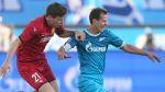 «Зенит» разгромил «Нордшелланд» в Лиге чемпионов