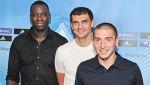 «Динамо» представило трех новичков – Габулова, Ионова и Самба