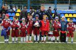 Дзюба, Плетикоса и Ананидзе провели «Урок футбола» для детей