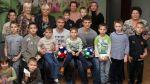 Корниленко и Драгун побывали в детском реабилитационном центре