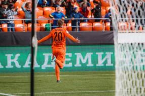 Ural 2:1 Arsenal