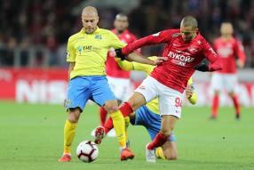 Спартак 0:1 Ростов