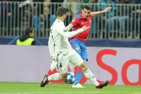 ПФК ЦСКА 1:0 Реал