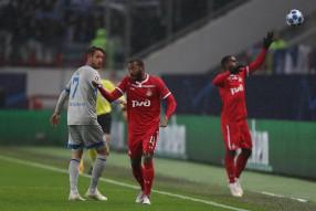 Локомотив 0:1 Шальке