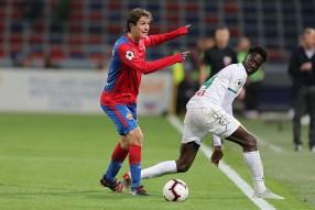 ЦСКА 0:1 Локомотив