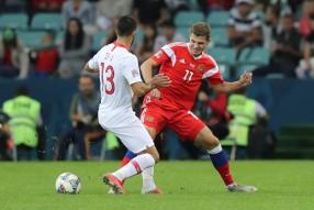 Россия 2:0 Турция