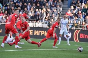 Оренбург 0:0 Енисей