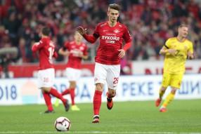 Spartak 2:3 Arsenal
