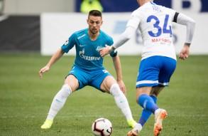 Динамо 1:0 Зенит