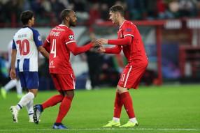 Локомотив 1:3 Порту