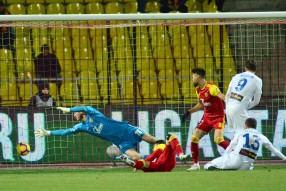Арсенал 2:2 Оренбург