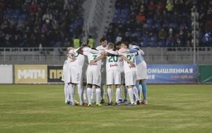 Enisey 0:3 Lokomotiv