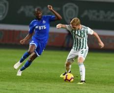 Ахмат 0:0 Динамо