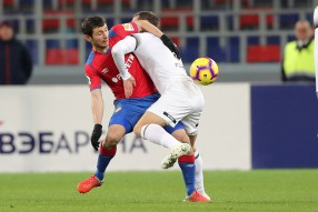 ПФК ЦСКА 1:2 Краснодар
