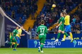 Ростов 1:0 Анжи