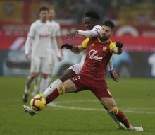 Локомотив 3:1 Арсенал