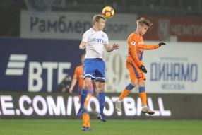 Dynamo 0:0 CSKA