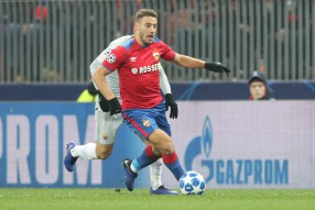 ПФК ЦСКА 1:2 Рома